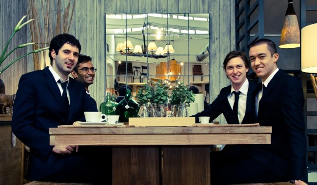 Downtime perform live Jazz music across Melbourne